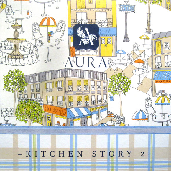 AURA Kitchen Story II